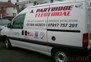 A Partridge Electrical